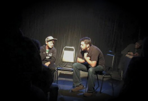 Matt& Avery, improv comedy with an audience member